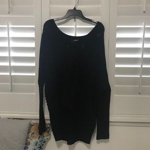 Chunky Knit Large Sweater